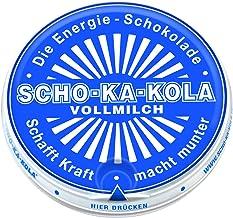 Leche entera Scho-Ka-Kola, paquete de 10 (10x 100 g)