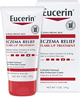 Eucerin Eczema Relief Flare-up Treatment - Provides Immediate Relief for Eczema-Prone Skin - 5 oz. Tube