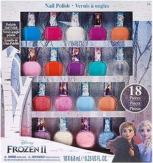 Townley Girl Frozen Non-Toxic 18 Piece Peel Off Nail Polish Set