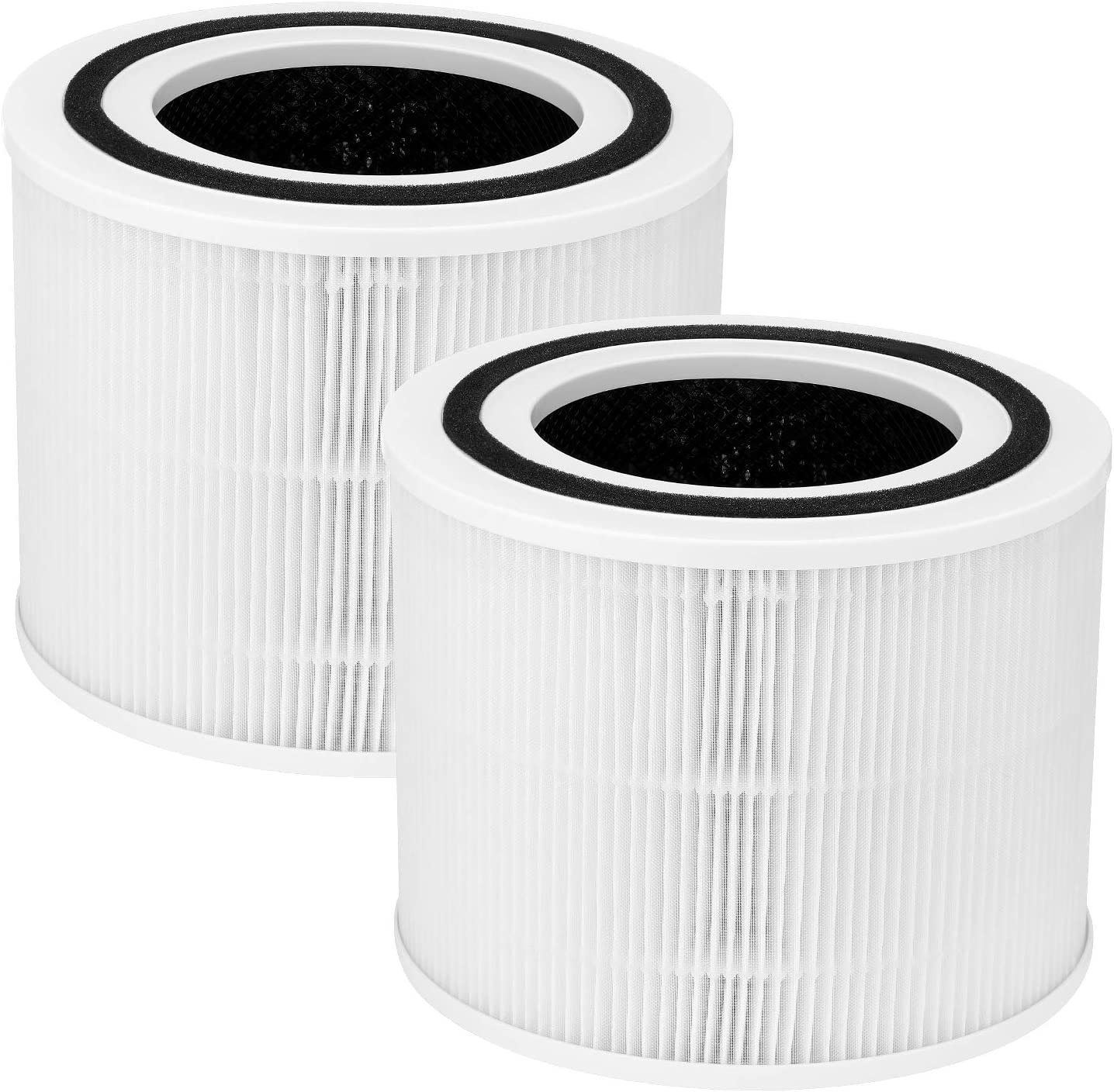 isinlive 2 Pack Core 300 H13 Denver Mall True Filter Replacement HEPA Super special price Grade