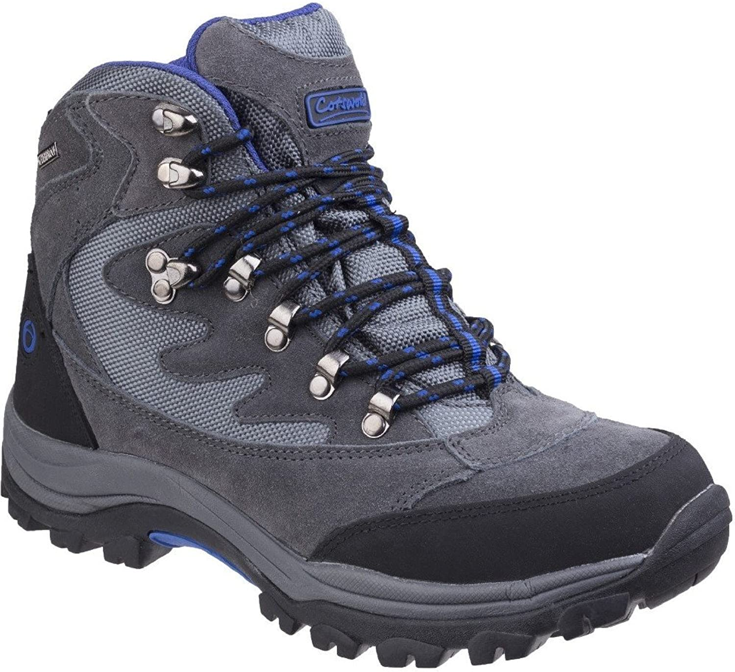 Cotswold Womens Oxerton Waterproof Hiker Grey Size UK 6 EU 39