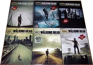 Walking Dead - Complete Collection, DVD (Series Seasons 1-7, 1,2,3,4,5,6,7 Bundle)