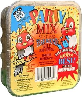 C & S Products Party Mix, 12-Piece,11 oz
