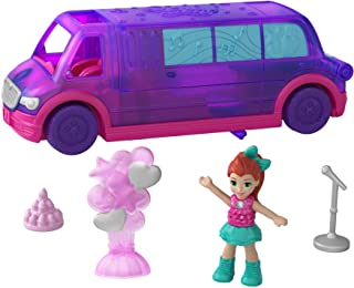 Polly Pocket Pollyville Party Limo