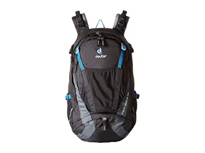 Deuter Trans Alpine 30 (Black/Graphite) Backpack Bags