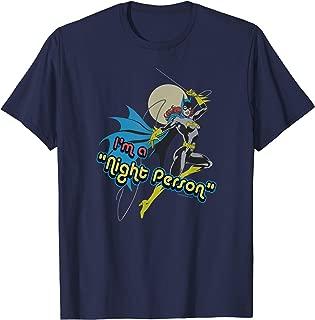 Batgirl Night Person T Shirt T-Shirt