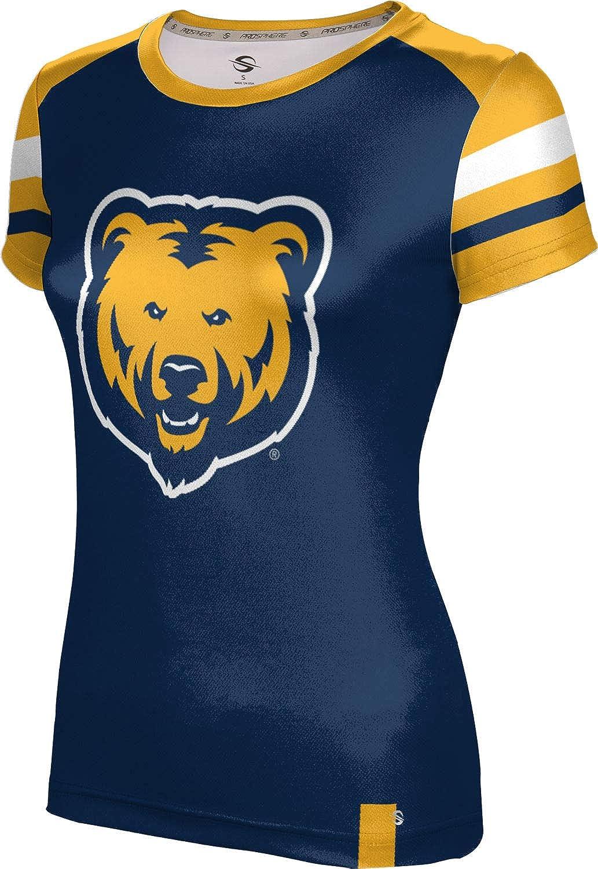 University of Northern Colorado Girls' Performance T-Shirt (Old School)