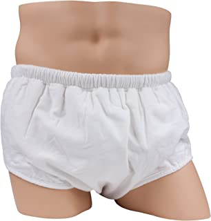 Pull On Style Adult Cloth Diaper by Leakmaster (Large 30-36 inch waist)