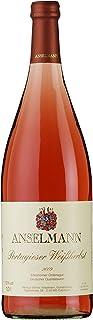 6 x Portugieser Weissherbst 1l mild 2020 Weingut Anselmann, milder Roséwein aus der Pfalz