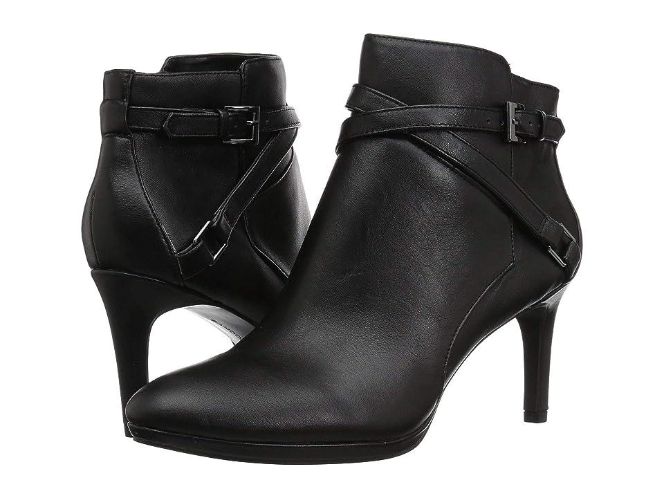 Bandolino Baruffi Bootie (Black Leather) Women