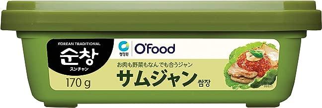 スンチャン サムジャン 170g サンチュ味噌 お肉も野菜も何でも合う味噌!@韓国調味料 @焼肉