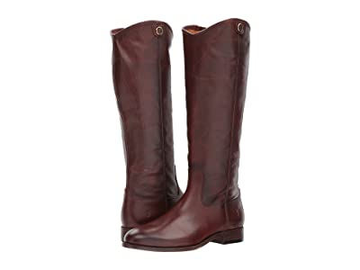 Frye Melissa Button 2 (Redwood) Cowboy Boots