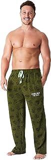 Disney The Mandalorian Pyjamas Bottoms for Men, Baby Yoda Mens Lounge Pants, 100% Cotton, Small to 3XL, Gifts for Men
