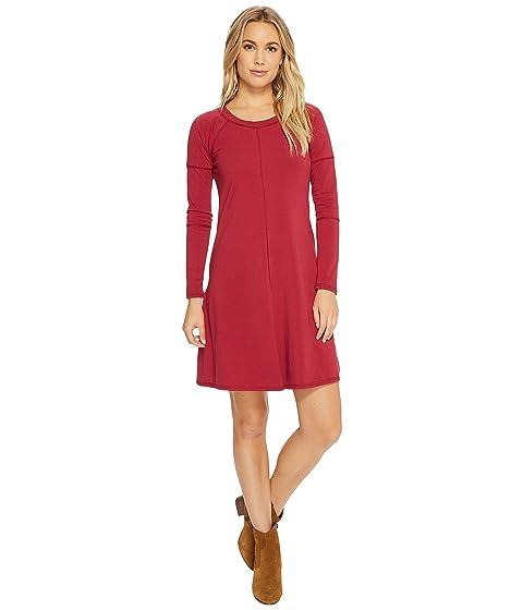 holly Alternativa modal spandex algodón tiempo fiesta vestido rojo de H0fwxp