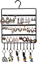 Kurtzy Metal Jewellery Earring Display Stand Holder Organizer