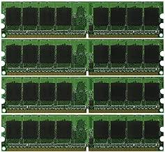 MemoryMasters 128GB (8x16GB) DDR3-1333MHz PC3-10600 ECC RDIMM 2Rx4 1.35V Registered Memory for Server/Workstation