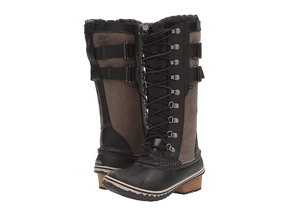 SOREL Conquest Carly II (Black) Women