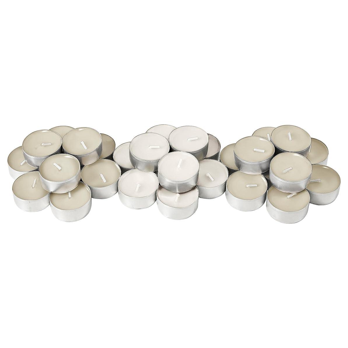 舗装する真剣に禁じるIKEA SINNLIG 50237712 香り付ティーライト 38 mm バニラ ナチュラル 30 ピース