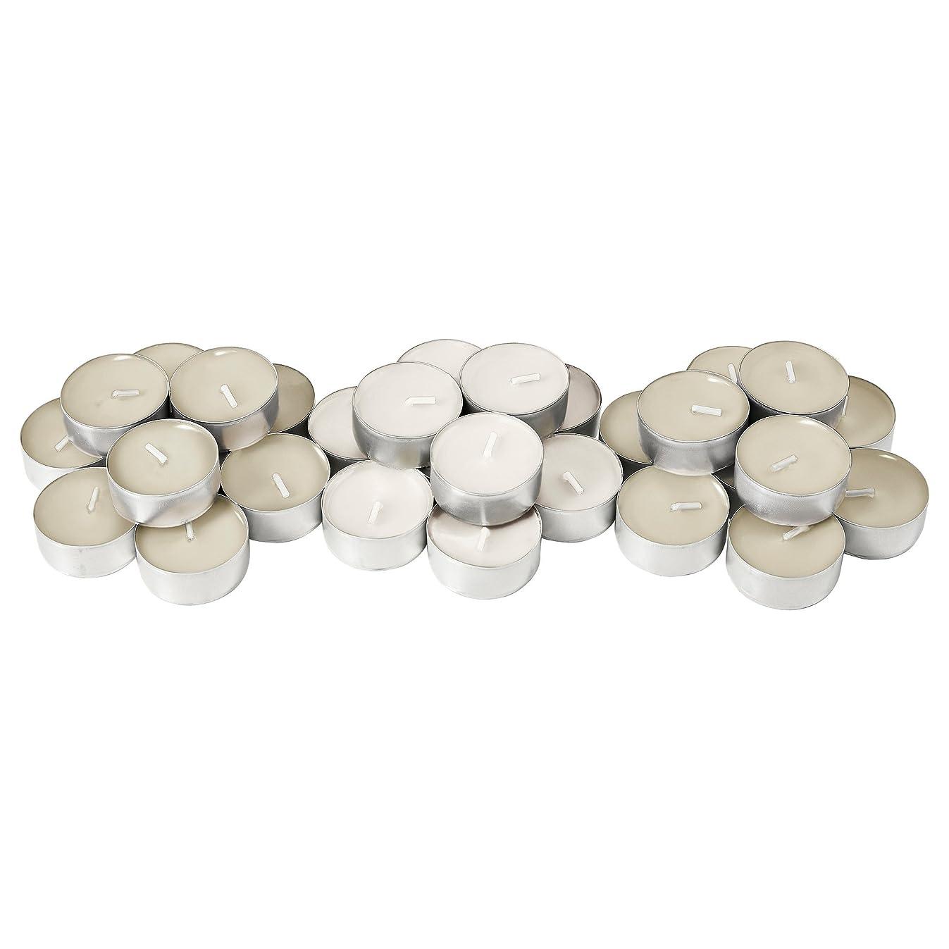 ランチ王室効率的にIKEA SINNLIG 50237712 香り付ティーライト 38 mm バニラ ナチュラル 30 ピース