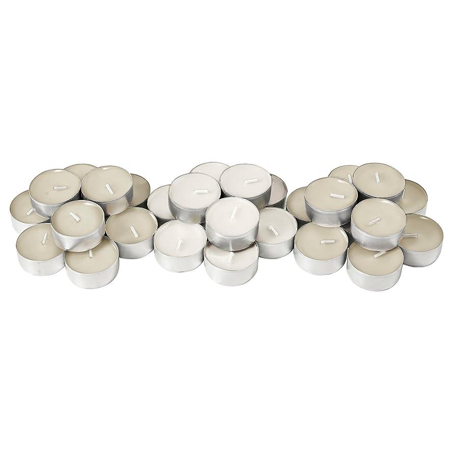 コンチネンタル経由で人種IKEA SINNLIG 50237712 香り付ティーライト 38 mm バニラ ナチュラル 30 ピース