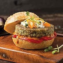 Omaha Steaks 8 (4 oz.) Garden Sun Veggie Burgers