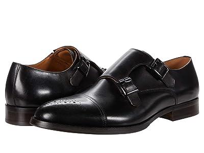 Steve Madden Raffi Loafer (Black Leather) Men