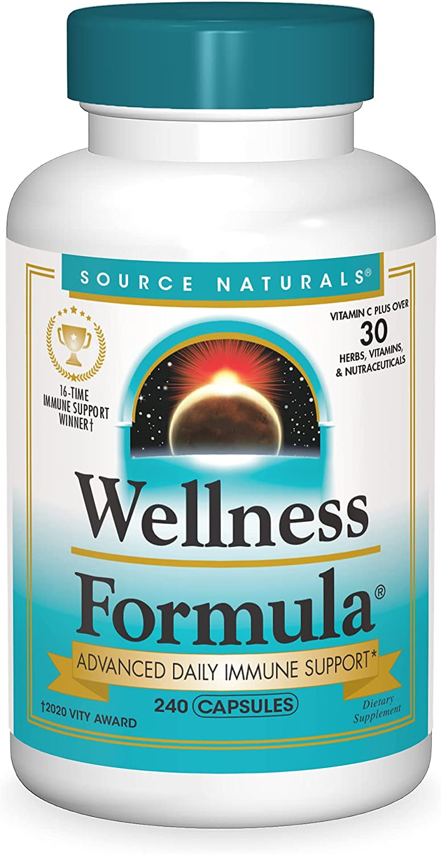 Source Naturals Super Special SALE held Wellness Formula Herbal D Vitamins Sale item Bio-Aligned