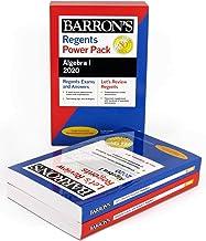 Regents Algebra I Power Pack 2020 (Barron's Regents NY) PDF