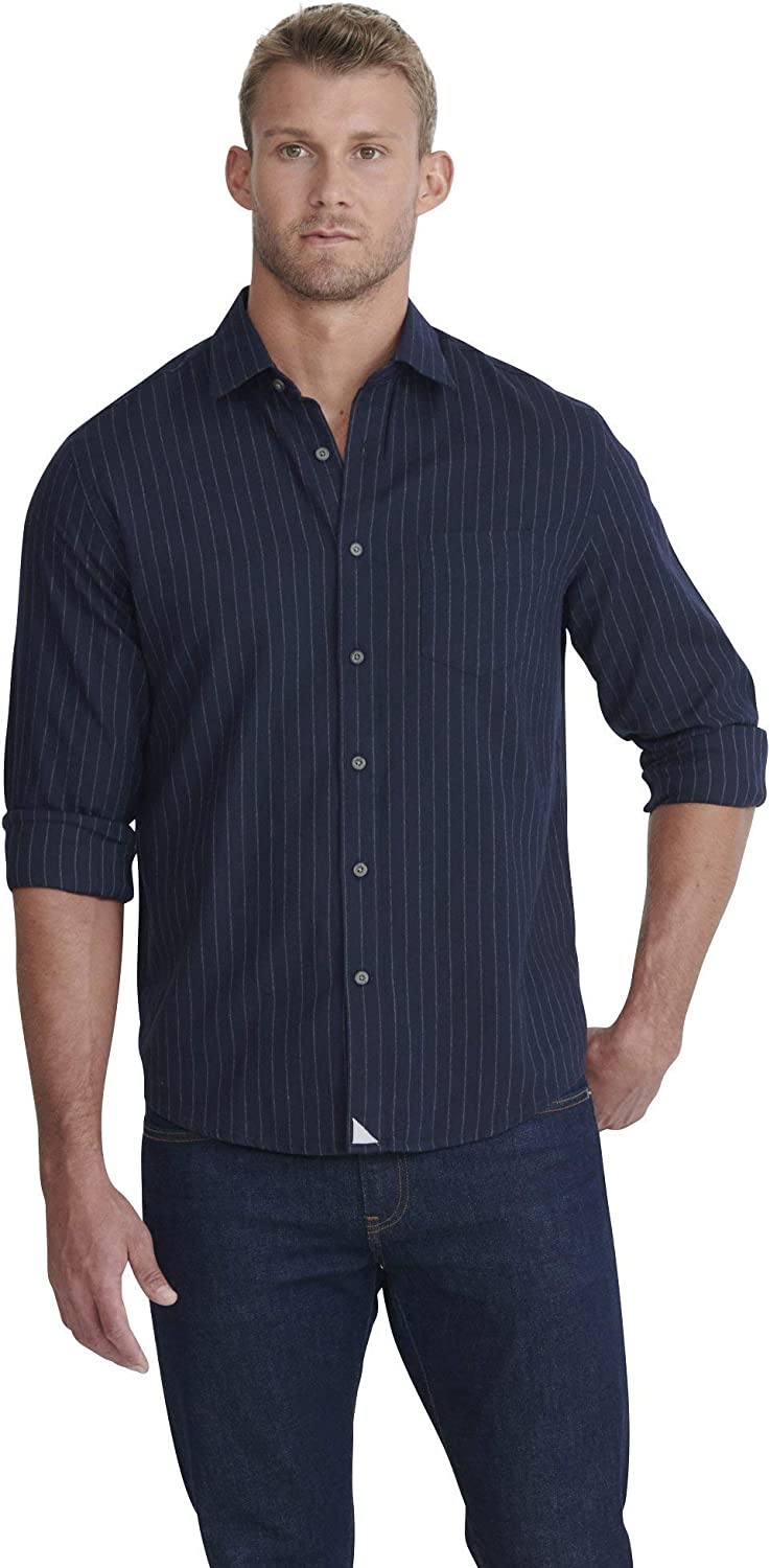 2021 UNTUCKit Meridian - Untucked Shirt OFFicial site for Long Sleeve W Men Navy