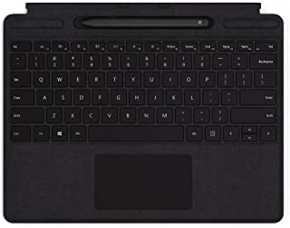 New Microsoft Surface Pro X Signature Keyboard with Slim Pen