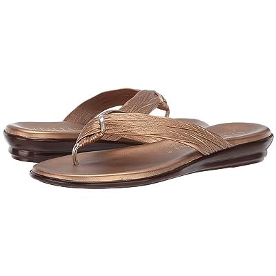 Italian Shoemakers Aleena (Bronze) Women