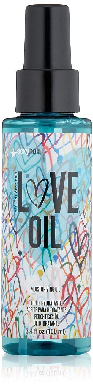 崖過度の追うセクシーヘアコンセプト Healthy Sexy Hair Love Oil Moisturizing Oil 100ml/3.4oz並行輸入品