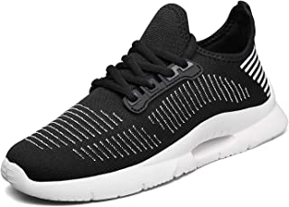 Thlppe Basket Chaussure Femme Chaussures de Running pour Course Sports Respirante Fitness Respirant Mesh Gym Outdoor Trail...