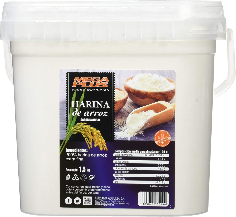 Mega Plus Harina Arroz