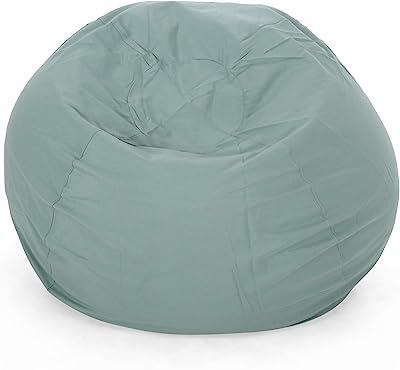 Super Amazon Com Posh Spa Velvet Small Bean Bag Chair Inzonedesignstudio Interior Chair Design Inzonedesignstudiocom