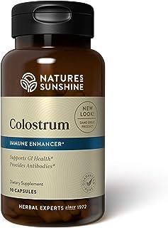 Nature's Sunshine Colostrum 90 Capsules