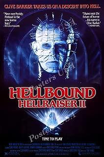 Best hellraiser 2 poster Reviews