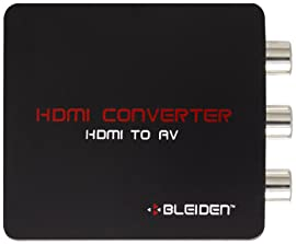 HDMI to Composite AV Converter for Amazon Fire Streaming Stick: Use Amazon Fire Streaming Stick with Older TVs That H...