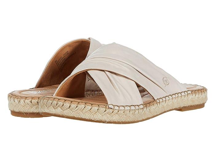 Born  San Gabriel (White (Ecru)) Womens  Shoes