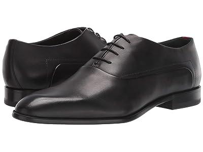 BOSS Hugo Boss Appeal Oxford Shoes (Black) Men