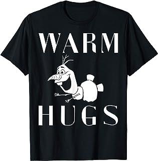Disney Frozen 2 Olaf Happy Warm Hugs T-Shirt