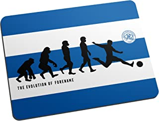 Official Personalised Queens Park Rangers FC Evolution Mouse Mat