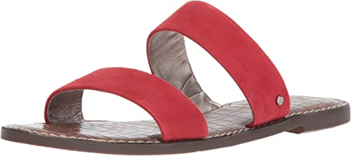 Sam Edelman Wohommes Gala Slide Sandal, rouge, 8.5 M US