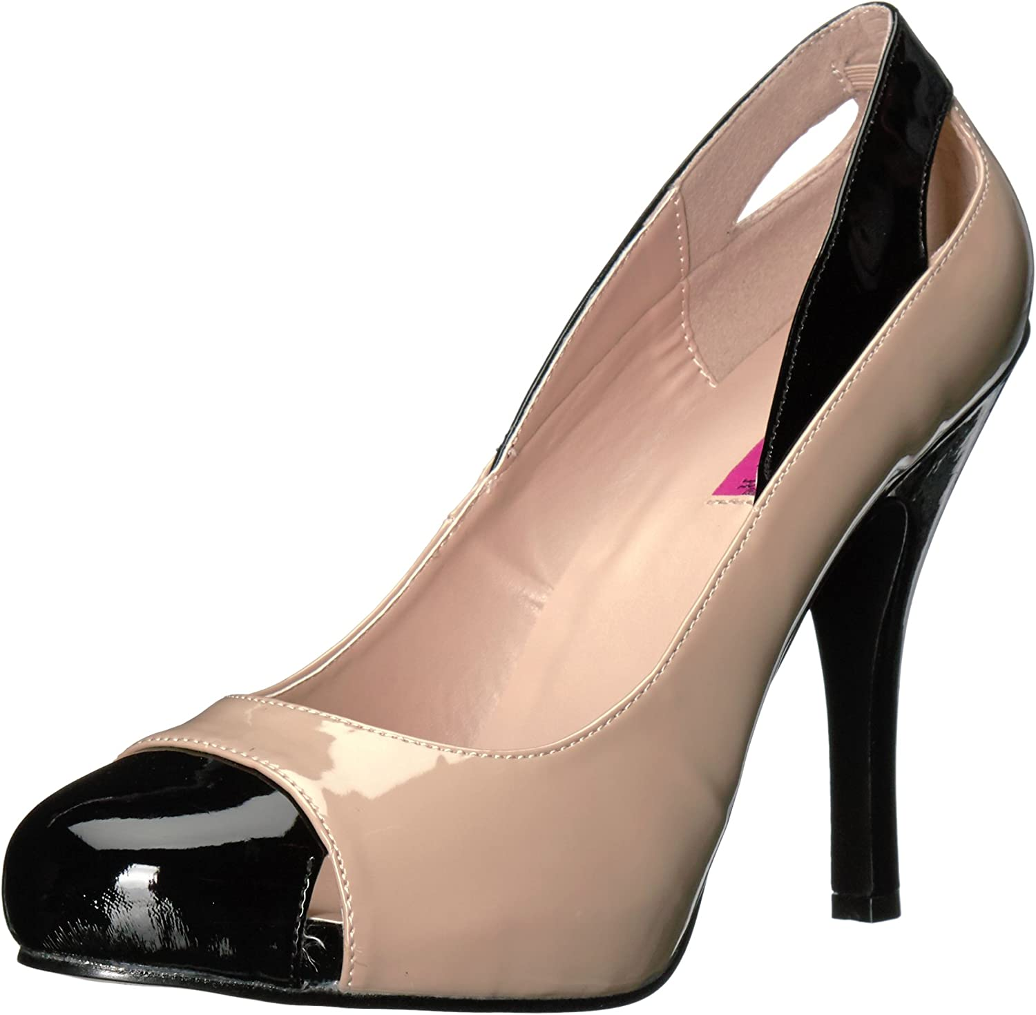 Pleaser Womens Eve07 B-cr Spectator Pump
