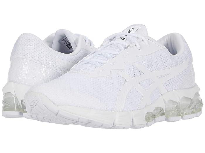 ASICS  GEL-Quantum 180 5 (White/White) Mens Running Shoes