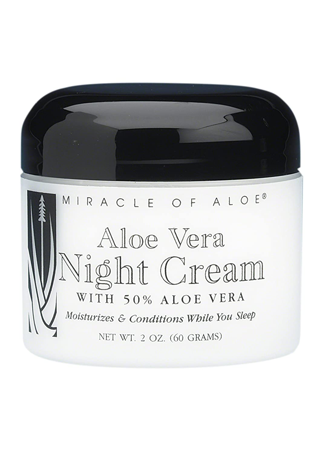 70% OFF Outlet Miracle of Aloe Vera Night Penetrating Restore Max 88% OFF Oz. 2 Cream