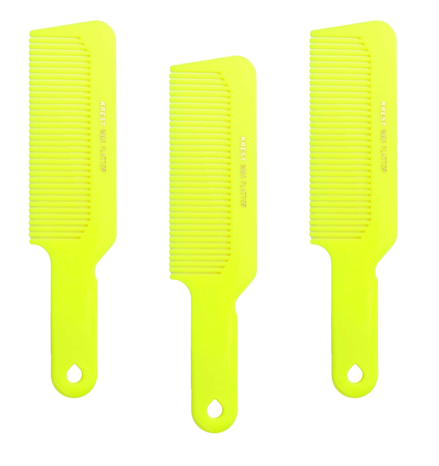Hair Popular product Comb Fixed price for sale 8-3 4 Flattop C Hairdresser Comb. Cutting Barbers