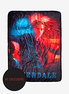 Hot Topic Riverdale Jughead Throw Blanket Exclusive