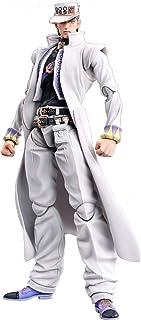 Medicos JoJo's Bizarre Adventure: Part 4--Diamond is Unbreakable: Jotaro Kujo Super Action Statue (Released)