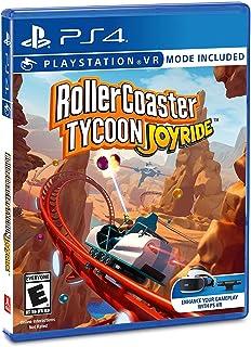 Roller Coaster Psvr Game